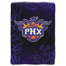 NBA Super Plush Throw