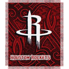 NBA Triple Woven Jacquard Throw