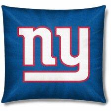 NFL New York Giants Toss Pillow