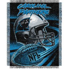 NFL Triple Woven Jacquard Throw