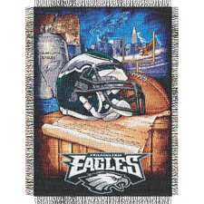 <strong>Northwest Co.</strong> NFL Tapestry Throw
