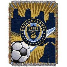 MLS Tapestry Throw Blanket