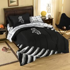MLB Chicago White Sox 5 Piece Bed in a Bag Set
