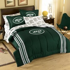NFL New York Jets Bed in a Bag Set