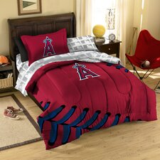 MLB Los Angeles Angels 5 Piece Bed in a Bag Set