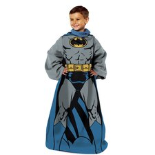<strong>Northwest Co.</strong> Batman Polyester Throw