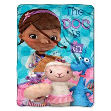 Doc McStuffins Polyester Throw