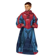 Spiderman Polyester Comfy Throw