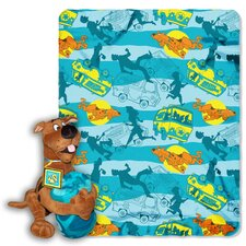 Scooby Doo Polyester Fleece Throw
