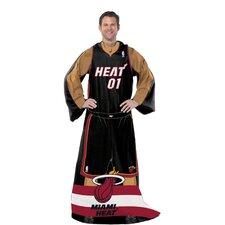 NBA Fleece Comfy Polyester Throw