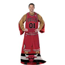 NBA Fleece Comfy Polyester Throw
