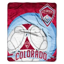 MLS Plush Throw