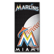 MLB Emblem Beach Towel