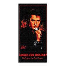 <strong>Northwest Co.</strong> Elvis Presley Beach Towel