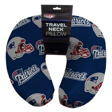 NFL Beaded Span Neck Pillow