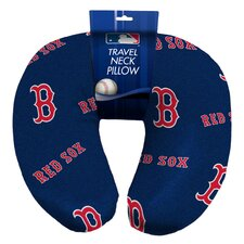 MLB Polyester Speed Neck Pillow