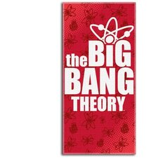 <strong>Northwest Co.</strong> The Big Bang Theory Beach Towel