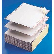 "14.88"" x 11"" Premium Carbonless Computer Paper (1200 sheets)"