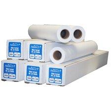 "36"" x 100', 8 Millimeter Premium Universal Micro-Porous Wide Format Inkjet Media"