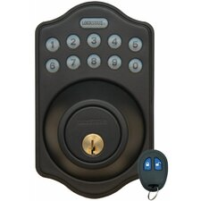 Keyless Deadbolt with Remote