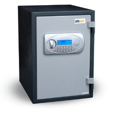 <strong>LockState</strong> 50D 1 Hour Fireproof Electronic Safe