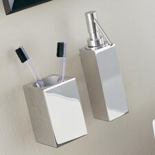 <strong>WS Bath Collections</strong> Metric Wall Soap Dispenser