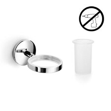 Noanta Self-Adhesive Single Holder with Tumbler