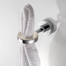 Duemila Wall Mounted Towel Ring