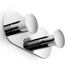 Napie Wall Mounted Double Bathroom Hook