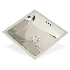 Metal Square Bathroom Sink