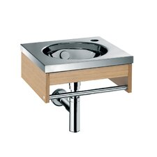 <strong>WS Bath Collections</strong> Linea Gnaro Bathroom Sink