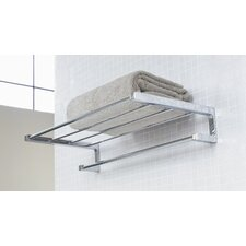 "Metric 23.6"" x 11.8"" Towel Rack"