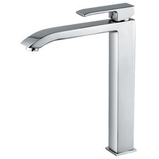 Linea Single Hole Bathroom Faucet with Single Lever Handle