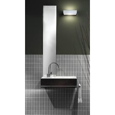 "<strong>WS Bath Collections</strong> Reverse 7.9"" x 42.1"" Bathroom Mirror"
