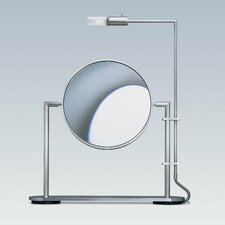 <strong>WS Bath Collections</strong> TS1 Freestanding Magnifying (3X) Makeup Mirror with Light