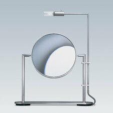 TS1 Freestanding Magnifying (5X) Makeup Mirror with Light