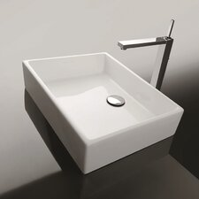 Ceramica Valdama Unlimited Vanity Bathroom Sink