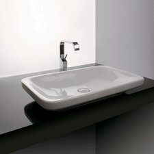 <strong>WS Bath Collections</strong> Ceramica Valdama Start Wall Mounted / Vessel Bathroom Sink