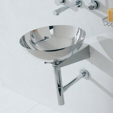 <strong>WS Bath Collections</strong> Linea Albio Bathroom Sink