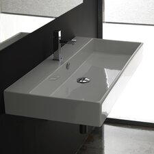 Ceramica II Unlimited Ceramic Bathroom Sink