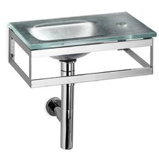 Linea Pocieta Glass Bathroom Sink