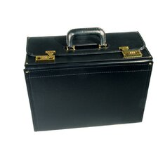 Marvelon Coated Vinyl Catalog Case in Black
