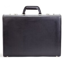 Classic Leather Attache Case