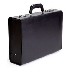 Classic Leather Attaché Case