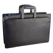Schlesinger Top Leather Briefcase