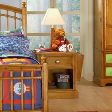 Bearific 1 Drawer Nightstand