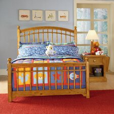 <strong>Build-A-Bear by Pulaski</strong> Bearific Slat Bedroom Collection