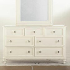 Pawsitively Yours 7-Drawer Dresser