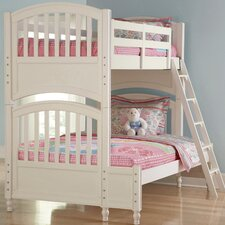 <strong>Build-A-Bear by Pulaski</strong> Pawsitively Yours Twin over Full Bunk Bed