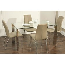 Kansas 5 Piece Dining Set